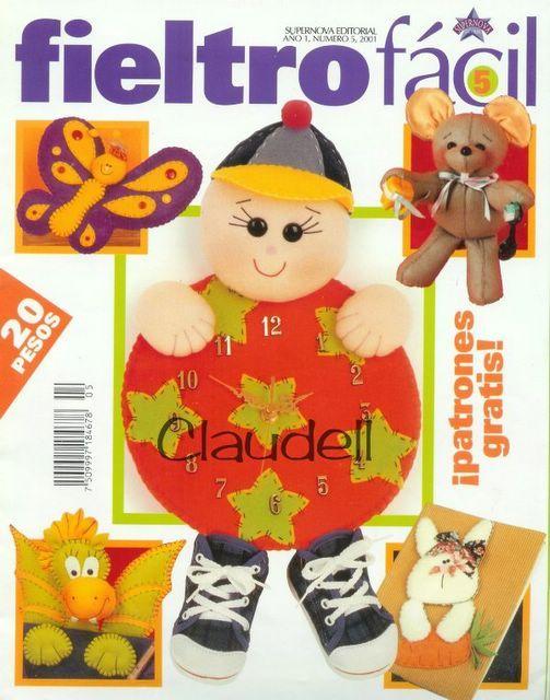 Fieltro Facil 2003 n05 - REVISTAS DIVERSAS - Picasa Web Albümleri