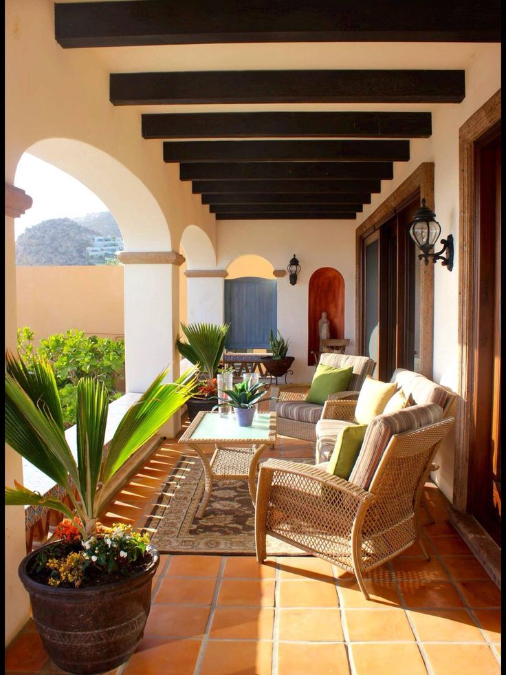 25 best ideas about spanish patio on pinterest spanish for Ideas para decorar mi patio