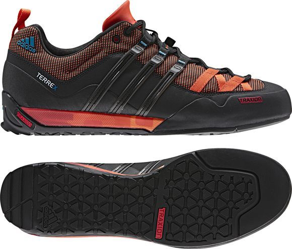 Outside's Best New Approach Shoes: Adidas Terrex Solo. Better for the rocky  approach.