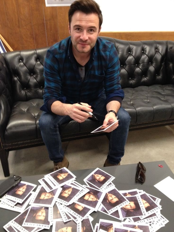 @ShaneFilan 'Right Here' (Signed Album)
