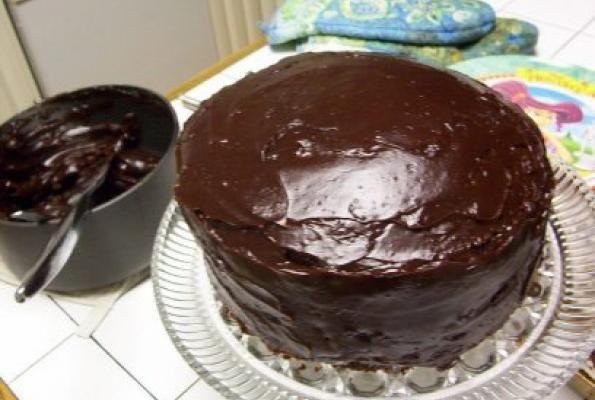The BEST Chocolate Frosting | Sweets, Snacks and Desserts | Pinterest
