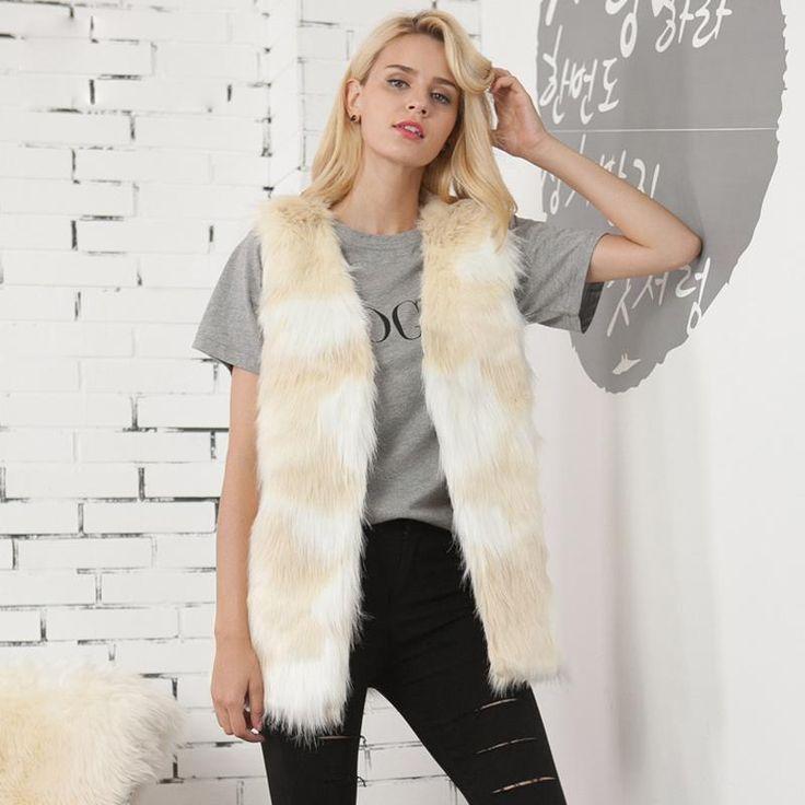 Fur Lady Vest