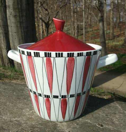 Large and RARE Handpainted Picknick Pot by Marianne Westman from Rorstrand | eBay