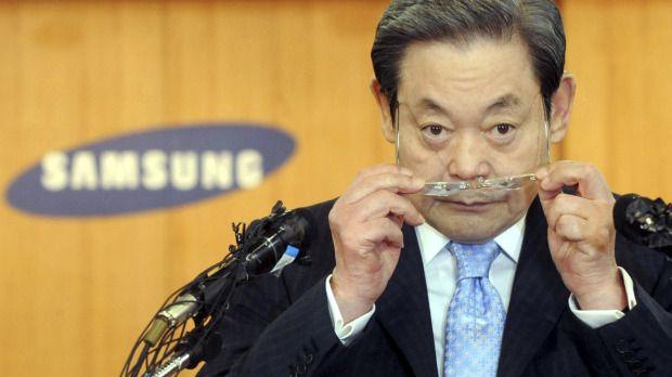 Il Presidente di Samsung Lee Kun Hee colpito da un infarto ma ora stabile! - http://www.keyforweb.it/il-presidente-di-samsung-lee-kun-hee-colpito-da-un-infarto-ma-ora-stabile/