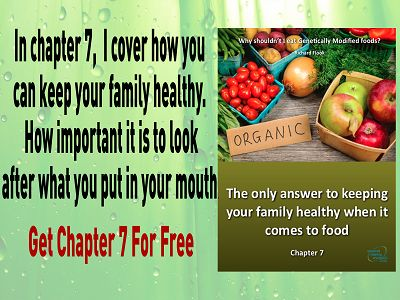 Do you want to find out how GM foods are making you sick? Get my free e-book 'Why Shouldn't I eat Genetically Modified foods?' www.advancedclearingenergetics.com/gmo