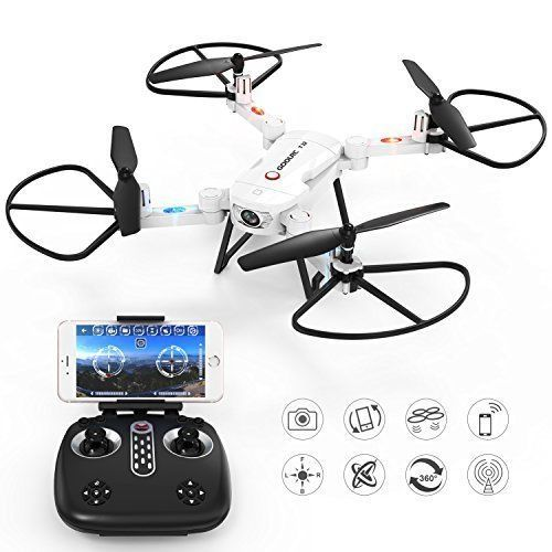 Drone FPV WiFi Camera Headless Mode 6 Axis Height Hold Beginners Easy To Fly NEW #DroneFPVWiFiCameraHeadlessMode