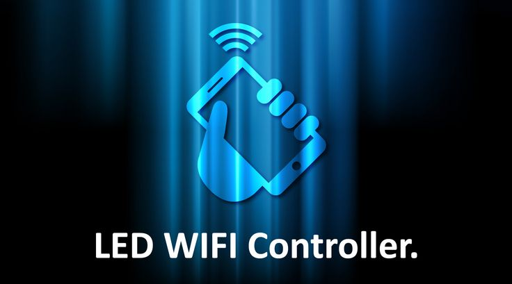 LED WIFI Controller. Instruction how to control LED Lights With your Smartphone. http://www.ledsuniverse.com/en/wifi-controller/ #LedLighting #LED #Wifi #NewTechnology #Smartphone