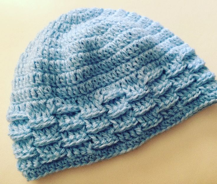crochet baby hat  handmade  crochet