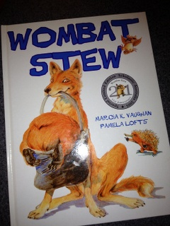 Wombat Stew activities from Australia