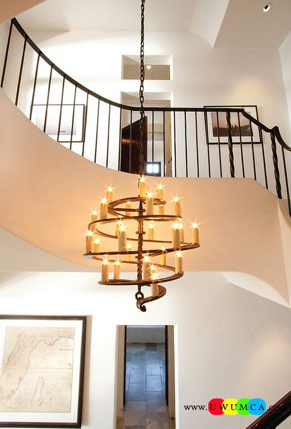 Decoration:Spiral Decorating Cascading Crystal Chandeliers Bubble Capiz Cascade Flower Prism Faux Chandelier Swarovski Urban Outfitters Pendant Lighting Decor Looks Both Modern And Rustic At The Same Time Decorating Dramatic Cascading Chandeliers Unleash Visual Splendor and Pomp