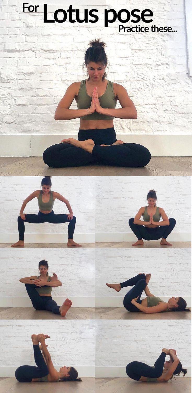 Pin auf Yoga Flows