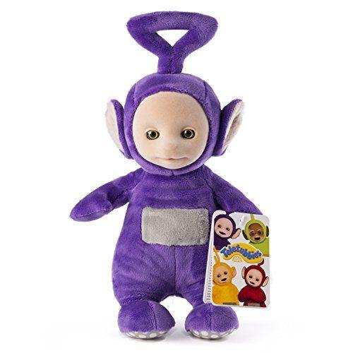 [해외] 텔레토비 인형 8″ Talking Tinky Winky 플러스h 소프트 Toy : STORE BEE