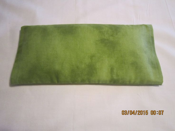 Green Marble* MEDIUM Cozy Comforts (filled with Flax Seed) Heat and Cold Packs (Unscented or Lavender) by ShawnasSpecialties on Etsy