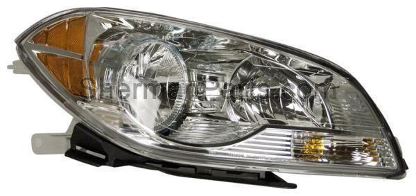 2008-2012 Chevy Malibu Headlamp RH