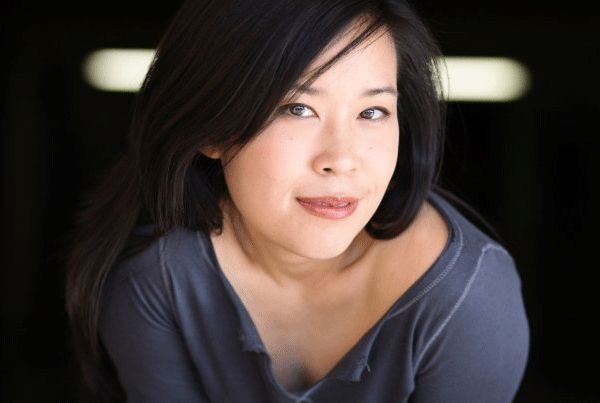 """Stephanie Sheh is best known for her voice acting in anime. In addition to Sailor Moon, she portrays Hinata in """"Naruto,"""" Orihime in """"Bleach,"""" Eureka in """"Eureka 7,"""" Yui in """"K-on!,"""", Yui in """"Sword Art Online"""", Mikuru in """"The Melancholy of Harui Suzumiya,"""" Zhu Li in """"Legend of Korra"""", and more!"""