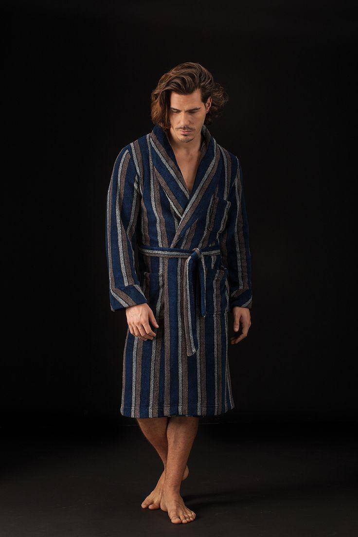 Bata en tejido softy de Soy Sleep&Homewear Collection