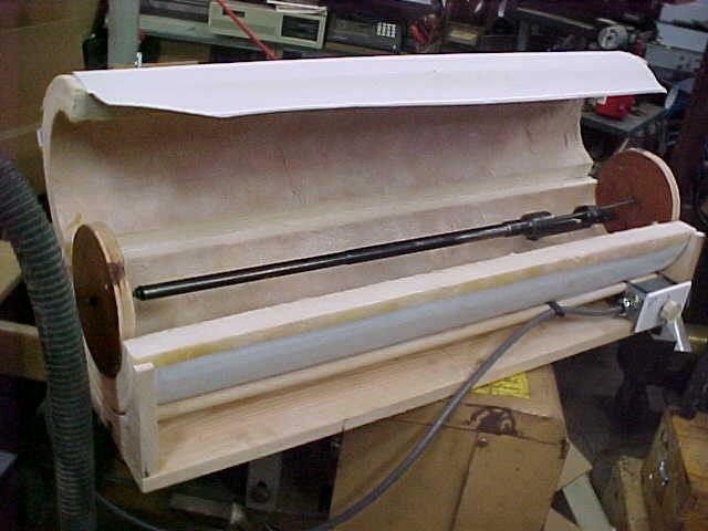 1000 images about things to build on pinterest for Paint curing oven