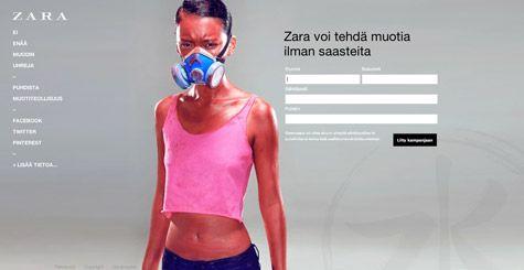 Greenpeace: Detox Zara