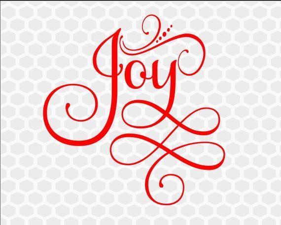 Download Svg Joy Cricut - Layered SVG Cut File - Download Free ...