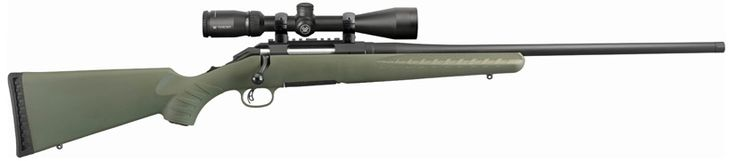 The Ruger American Rifle® Predator with Vortex® Scope Package