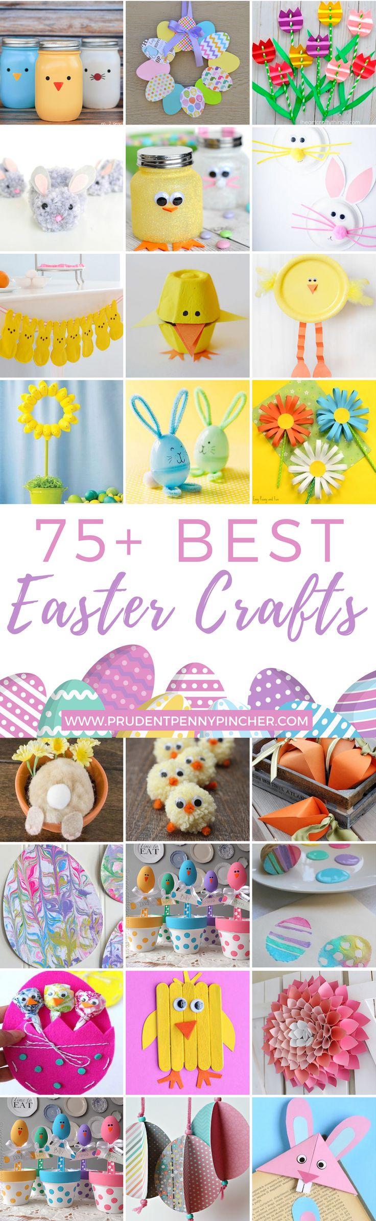 75 Best Easter Crafts