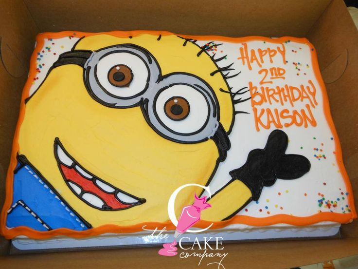 17 best ideas about minion cake decorations on pinterest minion cakes minions 1 and fondant - Cake decorations minions ...
