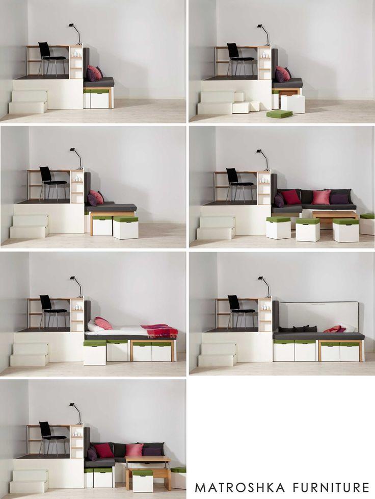 50 Best Matroshka Furniture Images On Pinterest Living