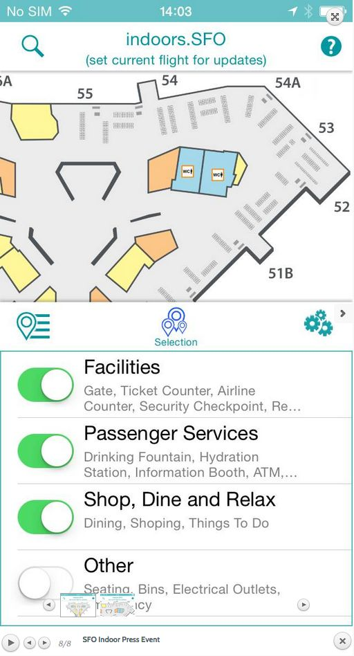 13 best indoor navigation images on pinterest cards app On indoor navigation design