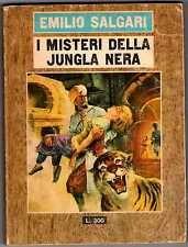 I misteri della jungla nera (Emilio Salgari) Edizioni del Gabbiano 1966 ragazzi