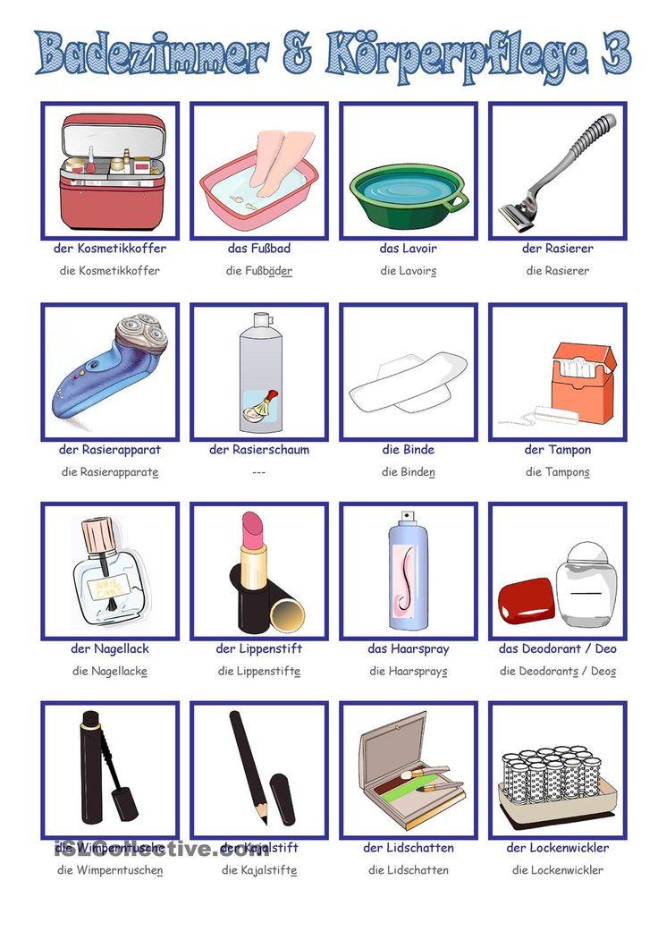 Badezimmer & Körperpflege 3