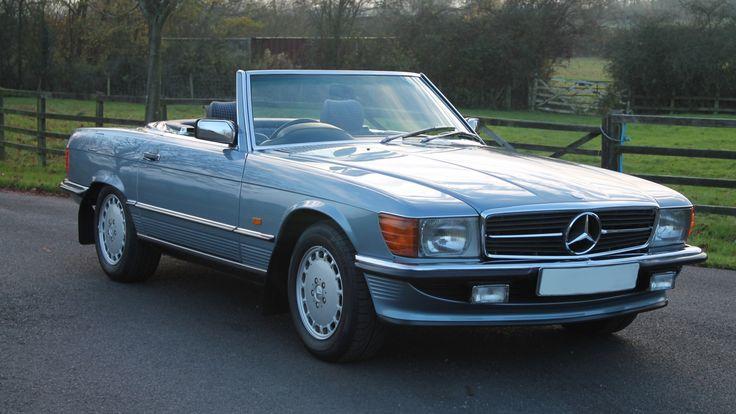 Win a Mercedes 500SL (Classic 1980's) Ticket Price £5.00