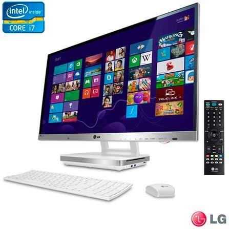 Todas Ofertas Online - Computador All-In-One LG, Intel Core i7, 4GB de memória…