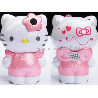 Handphone Hello kitty full body C168 dual sim dual camera ditambah 1 baju pengganti