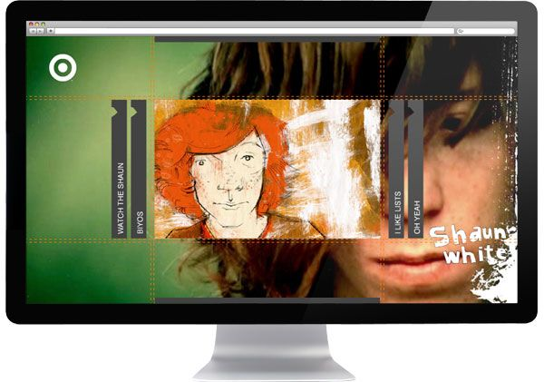 Eight Hour Day » Target Shaun White Website