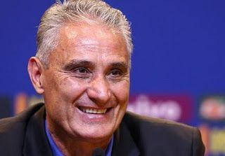 Blog Esportivo do Suíço:  Tite anuncia na segunda-feira sua 1ª convocação na seleção brasileira