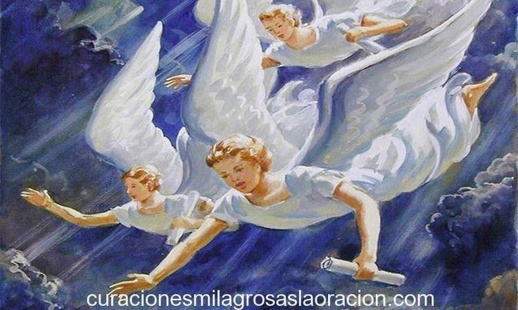 Oraciones a los 3 poderosos Ángeles para pedir 3 Imposibles de Amor-Salud y