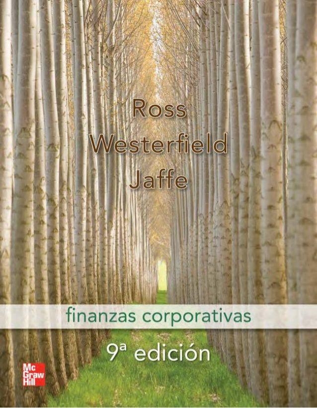 Finanzas corporativas - Ross