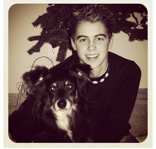 Kellin Quinn, Sophomore Year ❤ omg he is my age in this picture ahhhh sooo hot !!!