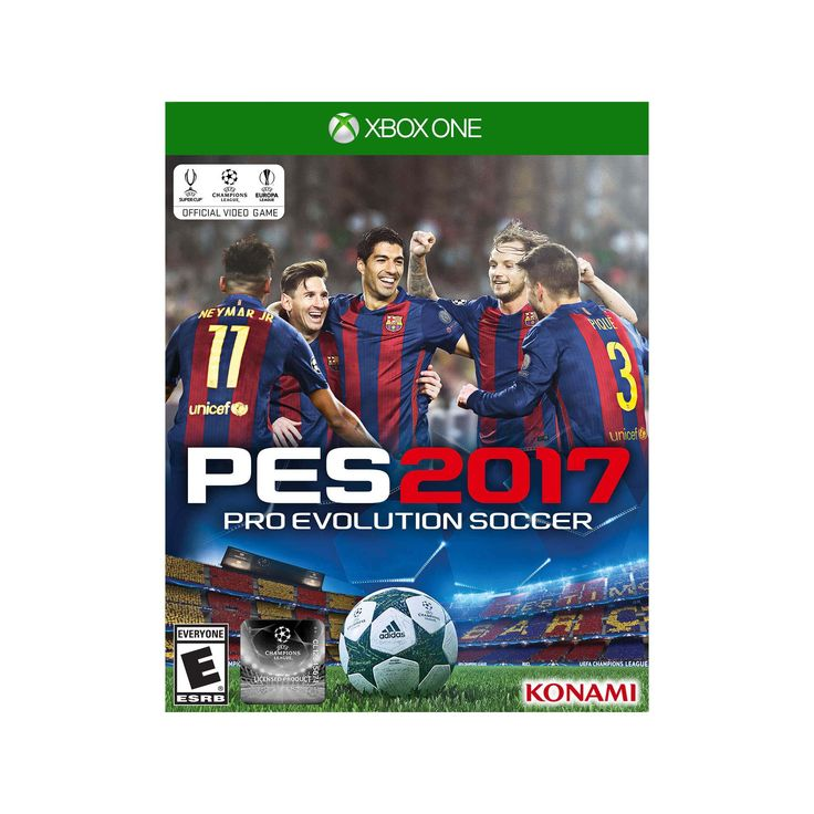 Pro Evolution Soccer 2017 Preowned - Xbox One