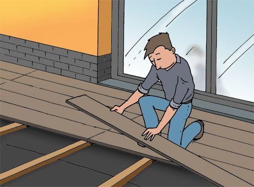 Een houten terras aanleggen in  6 duidelijke stappen! #DIY