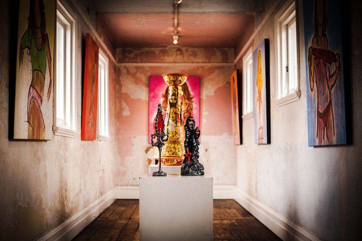 Convent Art Gallery, Daylesford, Victoria