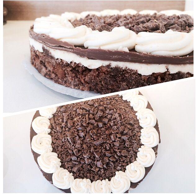 Suklaa-kakku
