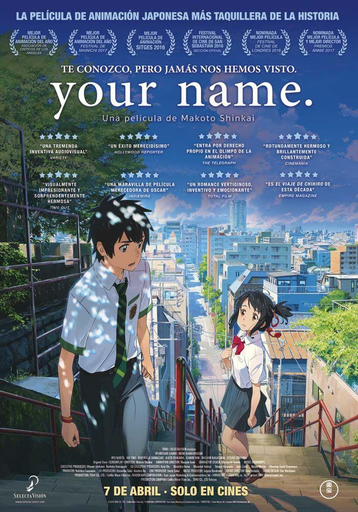 Your Name 2016 Tt5311514 Your Name 2016 Anime Movies Makoto