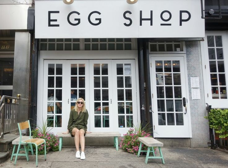 Egg Shop, NYC