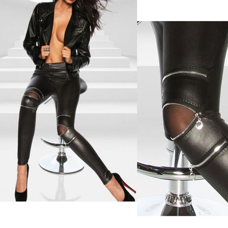 Cheap leggings lycra, Buy Quality leggings women directly from China legging thermal Suppliers: 	100% brand new and high quality	Material:Faux Leather	Color:Black	Size: Length:92cm/36.22inch	    &