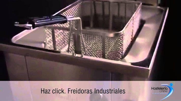 Freidoras Industriales