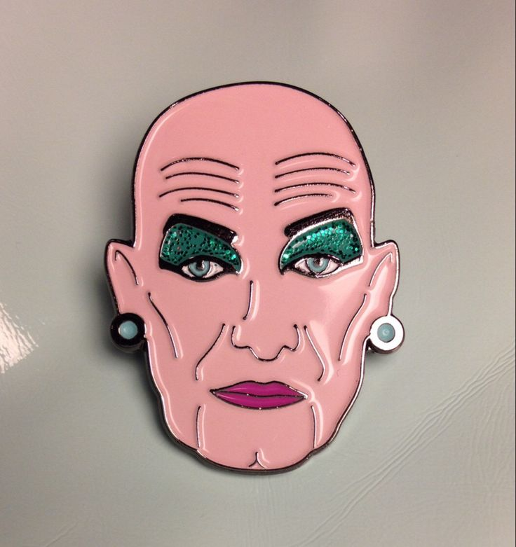 PRE-ORDER, SHIPPING in middle of March Liz Taylor lapel pin American Horror Story Hotel Fan made pin Denis O'Hare Goddess Ryan Murphy Glee by JennisPrints on Etsy https://www.etsy.com/listing/270376716/pre-order-shipping-in-middle-of-march