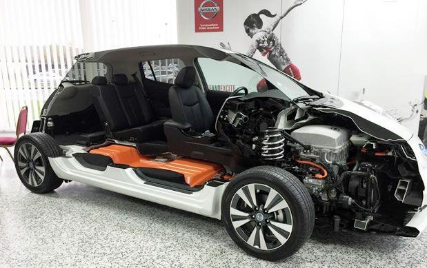 Les conducteurs de Nissan LEAF ont parcouru plus d'un milliard de kilomètres. À cette occasion, le constructeur nous a ouvert les portes de son usine de Sunderland avec la visite de la ligne de production des batteries pour ses véhicules électriques.