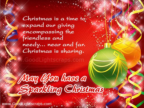 May you have a sparkling Christmas merry christmas christmas greeting christmas friend christmas quote happy christmas