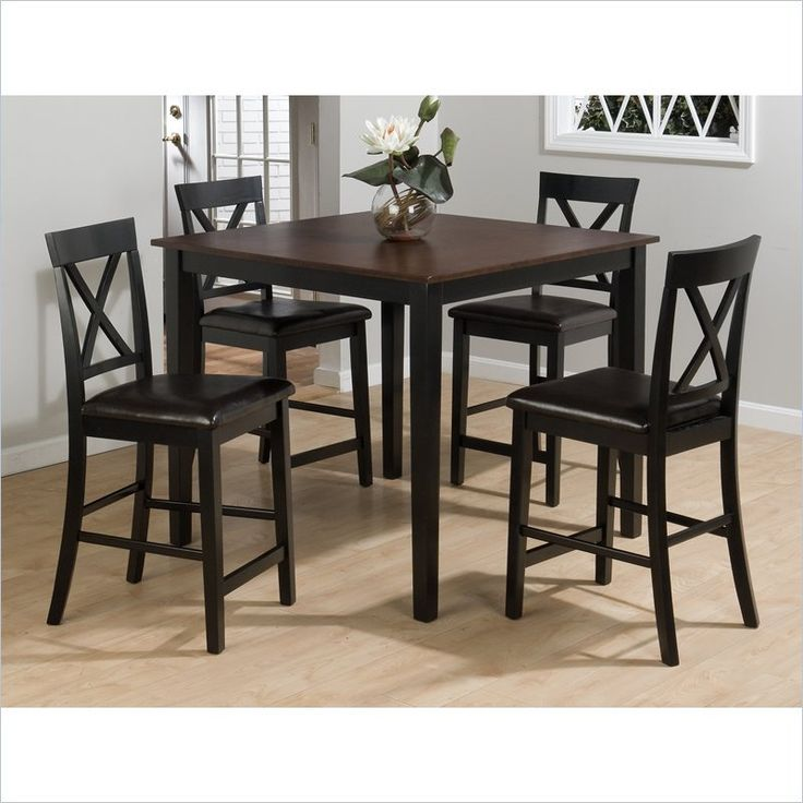 Shop for the Jofran Marin County Merlot Pub Table Set at J u0026 J Furniture - Your Mobile Daphne Tillmans Corner Alabama Furniture u0026 Mattress Store & 3833 best dining table ideas images on Pinterest | Dining room ...